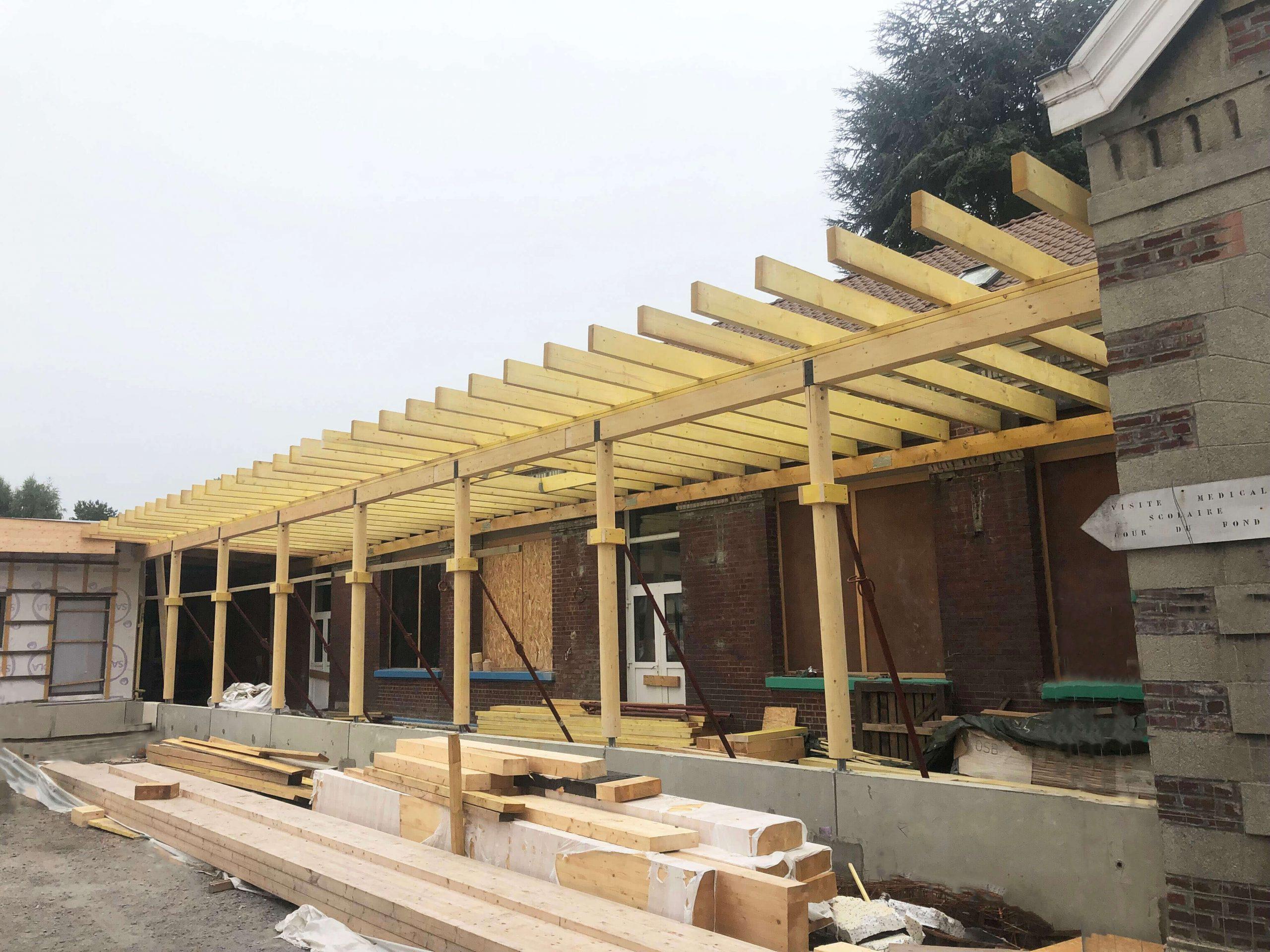 Brunehaut rénovation par SIOB
